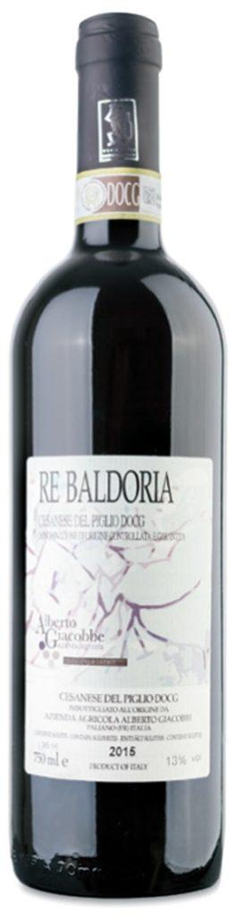 RE BALDORIA - VINI GIACOBBE